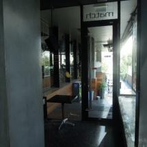 Match Bar - Courtyard Entrance